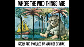 'Where the Wild Things Are' by Maurice Sendak (Age 6+)