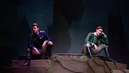 Into the Woods Highlights