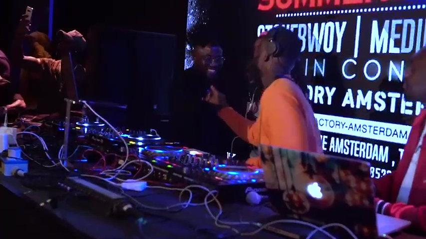 DJ Nore Live in Amsterdam