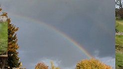 Rainbows et Couleurs d'Automne au Clos de la Muse