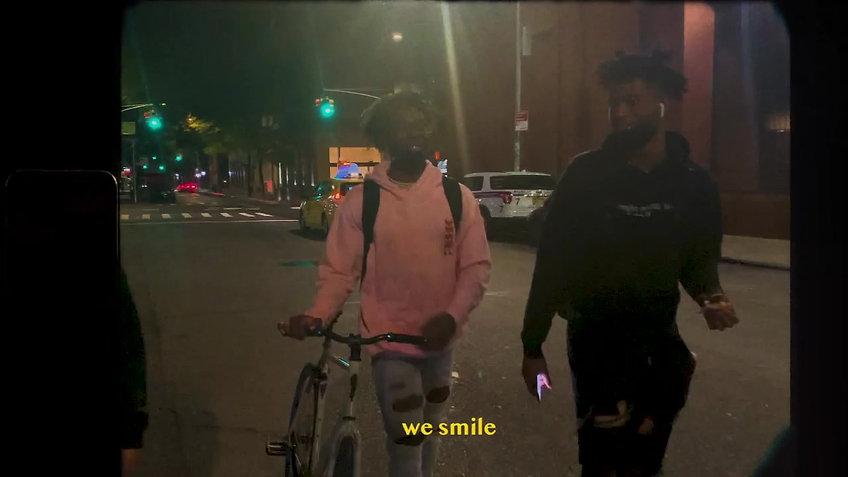 Black Boys, Big City