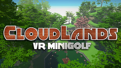 Cloudlands: VR Minigolf - HTC Vive Launch Trailer