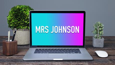 Mrs Johnson