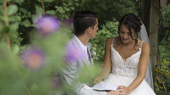 Adam and Tasha's Wedding Day