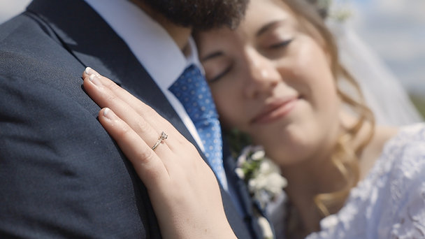 Brian and Shirah Stauffer's Wedding Day