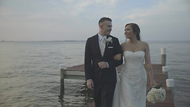 Brittany and Brad's Wedding Day