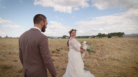 Dan & Michelle's Wedding Day