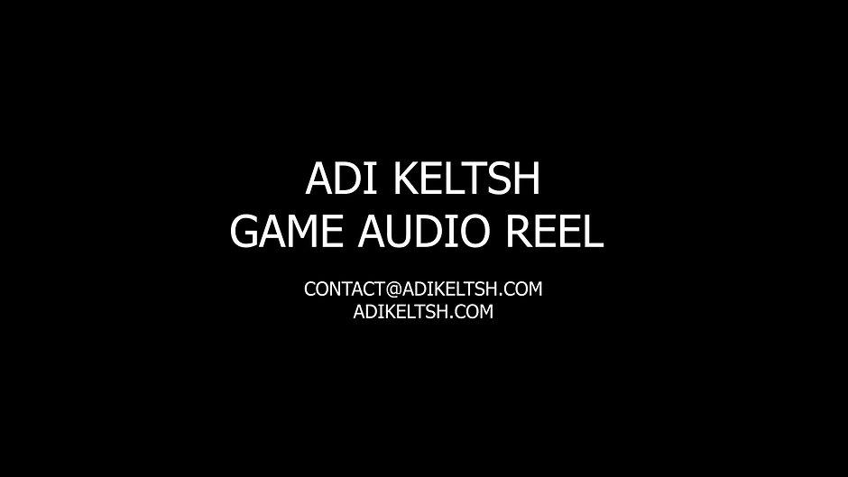 Technical Sound Design