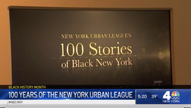 Celebrating 100 Years of the New York Urban League