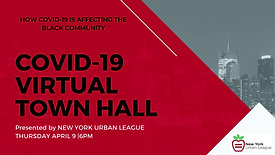 NYUL Virtual Town Hall Series - Part 1