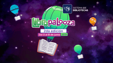 Libropalooza, segunda edición