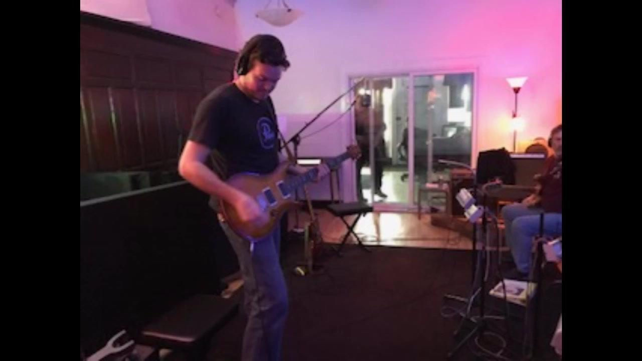STUDIO AND LIVE RECORDINGS