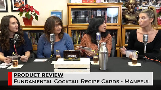 Want to Impress Your Friends? Then You Need Maneful's Easy Cocktail Recipe Cards!