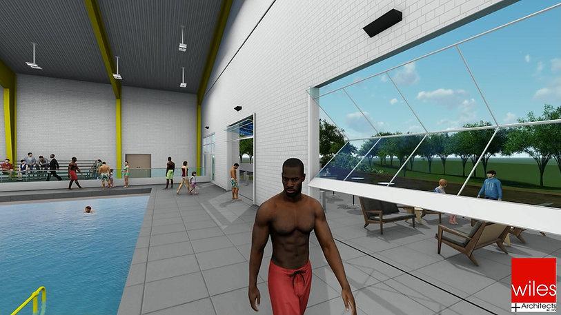 Trumbull Pool Interiors
