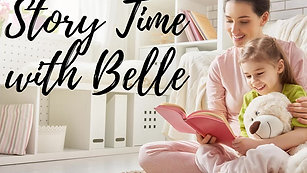 Story Time with Belle