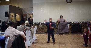 The Cozart Wedding