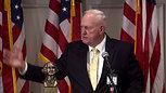 """STAND Gala 2019 -  Lt. Gen (Retired) William G """"Jerry"""" Boykin"""