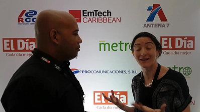 Emtech Caribbean _ Importancia de los Datos en Ciudades Inteligentes