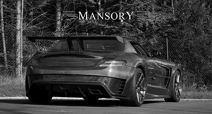 Mansory Carbon Fiber