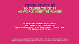 Cities as world meeting places