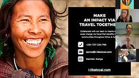 Reinvent Tourism Session 30-6-20