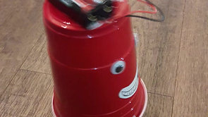 STEM super fun whirly twirly robot