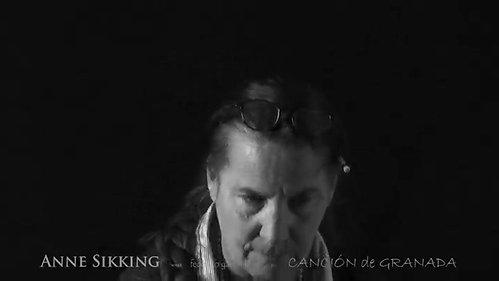 Federico García Lorca como un puente en Canción de Granada