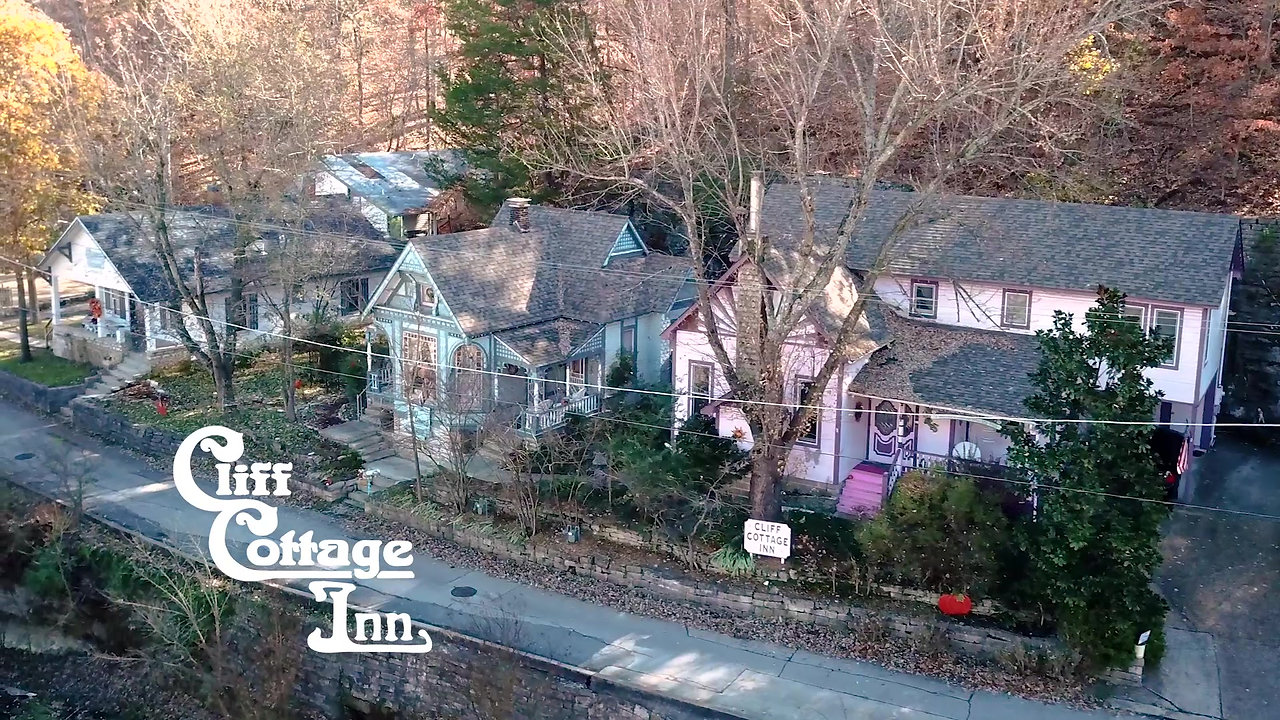 Video Tours of Cliff Cottage Inn