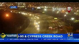 CBS Traffic Report