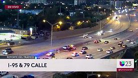 Univision Traffic Report