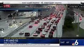 NBC 6 Traffic Report
