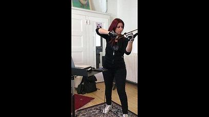 Radiant Cry III Rehearsal Clip (2018)