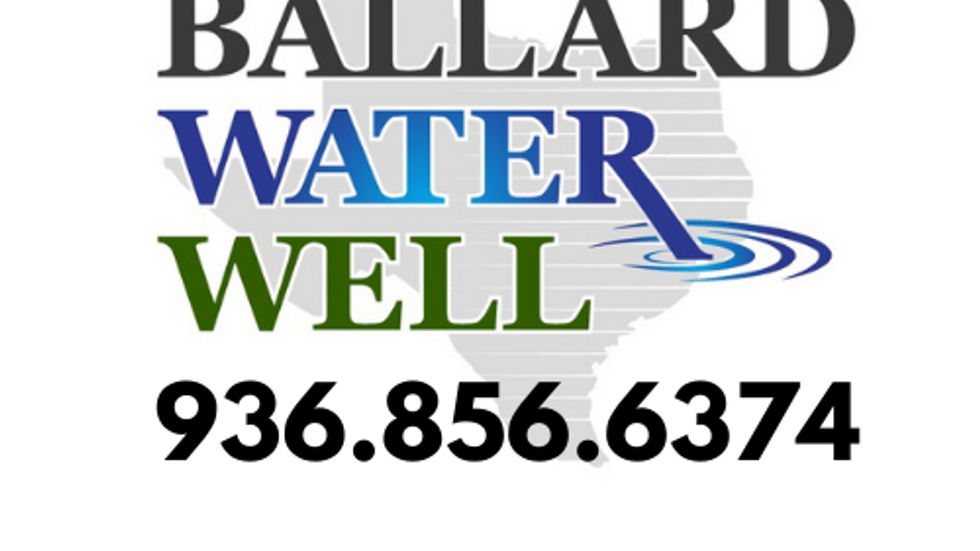 Ballard Water Well