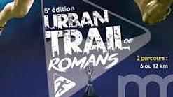 'URBAN TRAIL 5ème édition ! à ROMANS