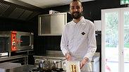 """Le freekeh, céréale """"tendance"""" à l'ail noir de la Maison #BOUTARIN"""