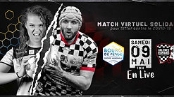 MATCH VIRTUEL SOLIDAIRE live