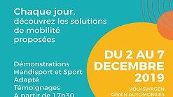 La semaine de la mobilité avec Genin Automobiles