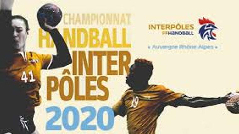 Le Bourg de Péage Drôme Handball accueille pour la 3éme fois les 𝗰𝗵𝗮𝗺𝗽𝗶𝗼𝗻𝗻𝗮𝘁𝘀 𝗶𝗻𝘁𝗲𝗿𝗽𝗼̂𝗹𝗲𝘀 𝗳𝗲́𝗺𝗶𝗻𝗶𝗻𝘀