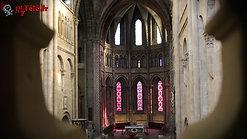 Collégiale Saint Barnard épisode 3, la chapelle du Saint sacrement.