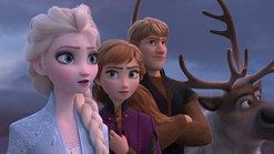 La reine de neige dans l'actu ciné !