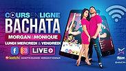 """Voyage en """"BACHATA"""" avec Morgan et Monique"""