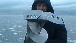 """Нож """"Полукруглый D-150mm универсальный"""" от компании TITAN"""
