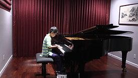 Caden Lin, 9