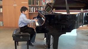 John Kim, 5 - (6 mo. of study)