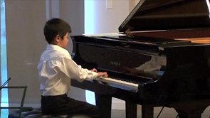 John Kim, 6 - (11 mo. of study)