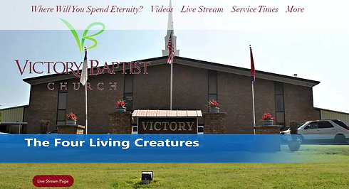 The Four Living Creatures with Bro Randy Crosslin