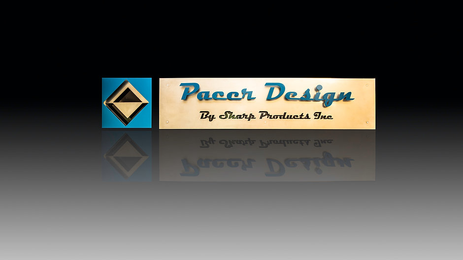 Pacer Design by Sharp Products Inc.