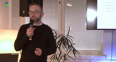 iCare Conference // Season 2 - Day 3 //Michaël Vanamo