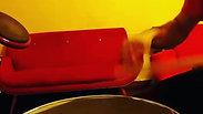 Juan Mac Lean - JUAN MAC LEAN Drumming over HEATWAVE FUNK...