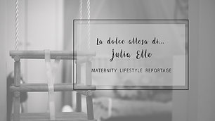 Video Julia Elle-sessione llifestyle reportage-hd